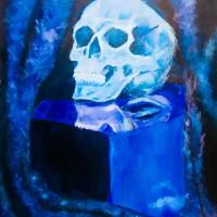 malowanie farbami, kurs plastyczny, kurs rysunku kubatura, martwa natura