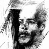 szkic ołówkiem, kurs plastyczny, kurs rysunku kraków, kurs rysunku wieliczka, portret